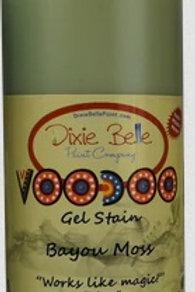 Voodoo Gel Stain Bayou Moss