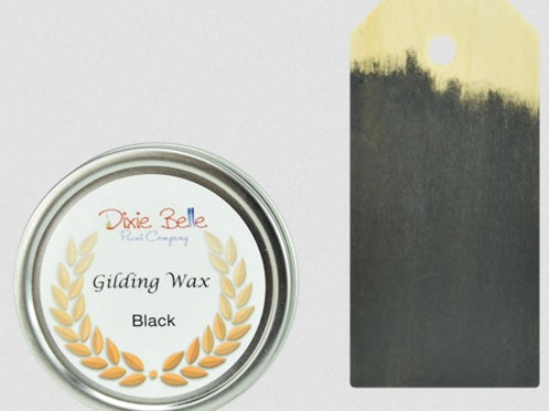 Gilding Wax Black