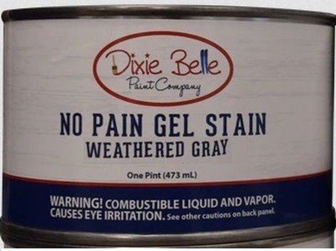 No Pain Gel Stain Grey