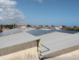 Pague Menos Produz Energia Solar