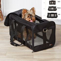 Soft-Sided Pet Carrier (Bug-Out!)