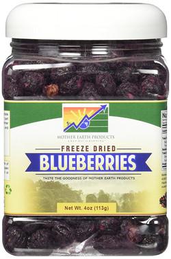Blueberries, non-GMP, Gluten Free