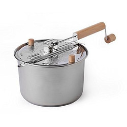 Whirley Pop Stainless Steel Stovetop