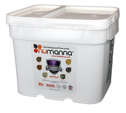 NuManna Defender Pack with Meat