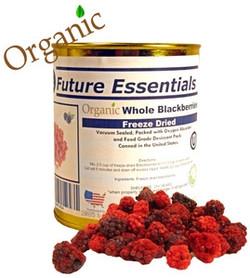 Whole Organic Raspberries