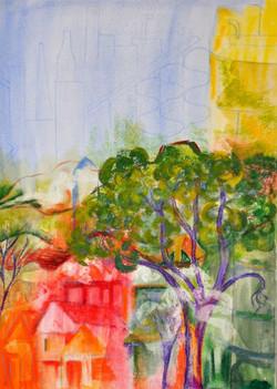 Wollongong Landscape III