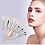 Thumbnail: Luxury Beauty Makeup Brush Set 10 Piece Essential Crystal Make-up Brushes