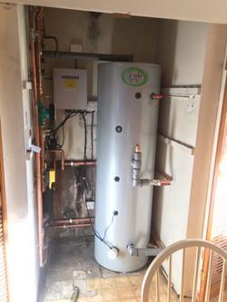 Heat Pump Cylinder & Mim Board
