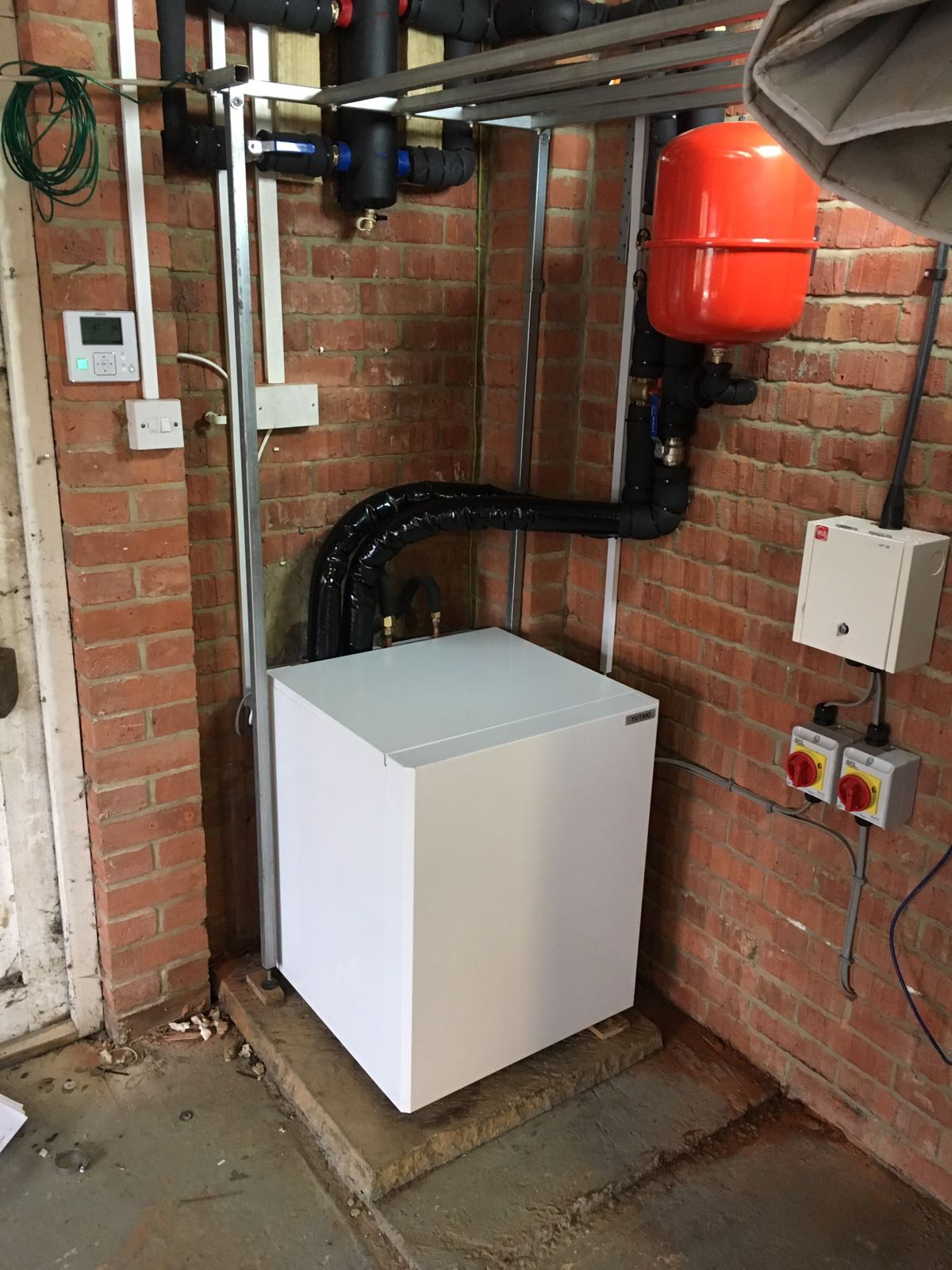 Heat Pump High Temp Indoor Unit