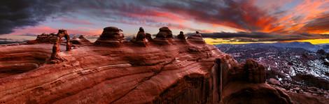 Delicate Arch Sunrise