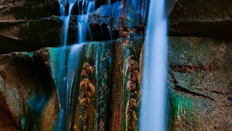 Coyote Waterfall