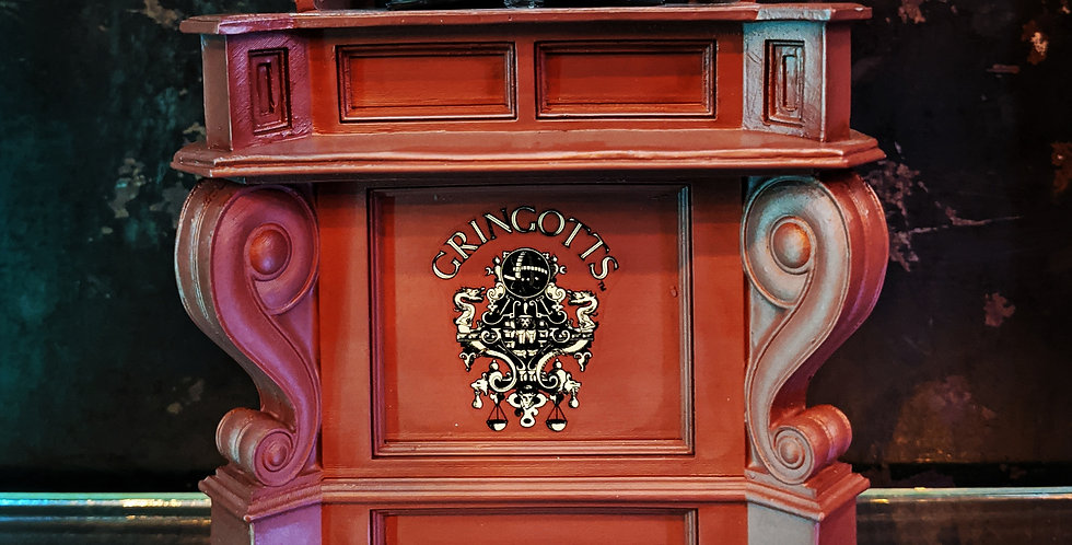 Gringotts Goblin Money Bank