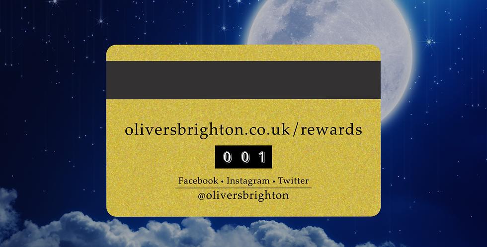 Rewards Card Renewal