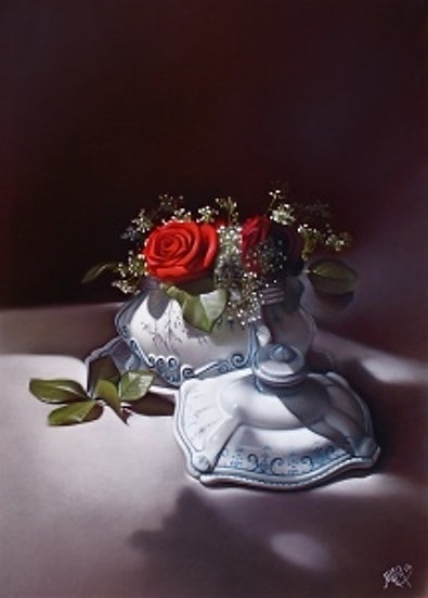 """""""Rose rouge"""""""