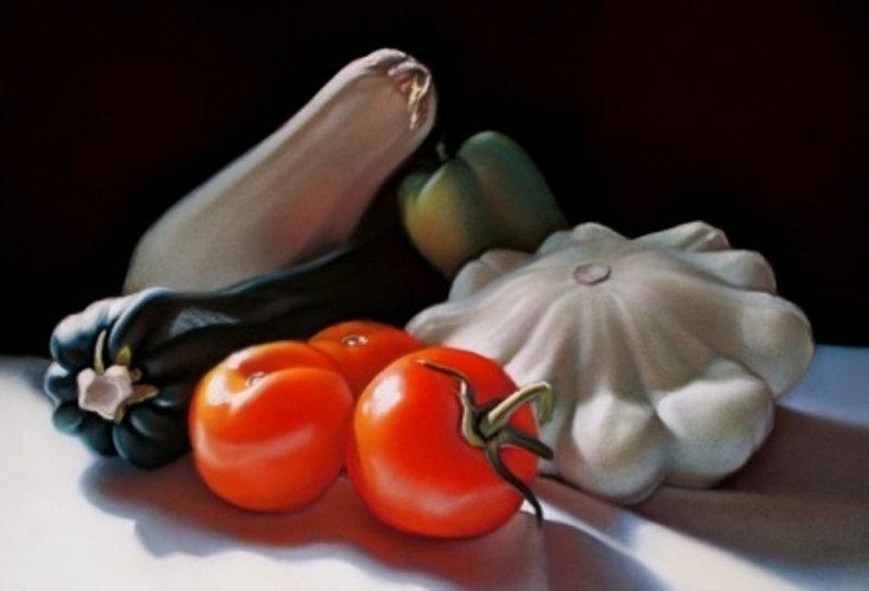 """""""Légumes d'été"""""""