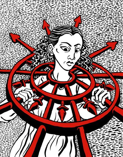 Eleanor's Cage