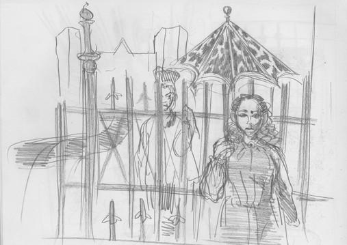 Sketch - Eleanor Rigby