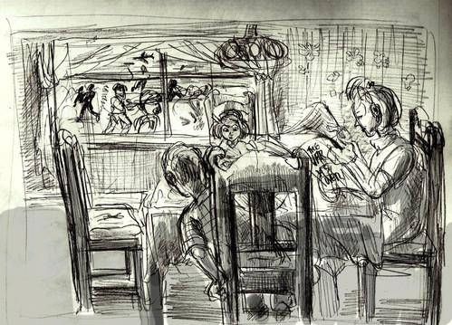 Sketch - The Unknown Soldier