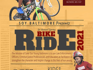 Youth, Community, & Police Set for Community Ride in April