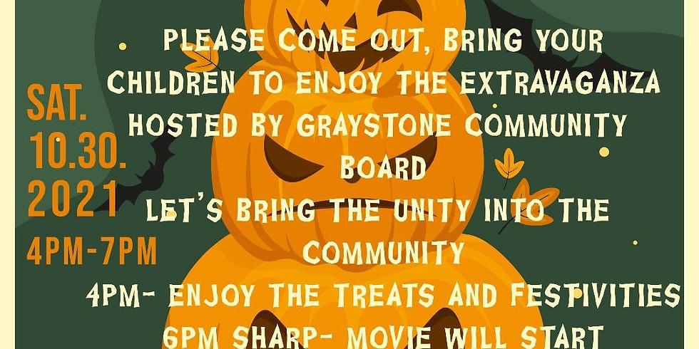 Graystone Community Halloween Extravaganza