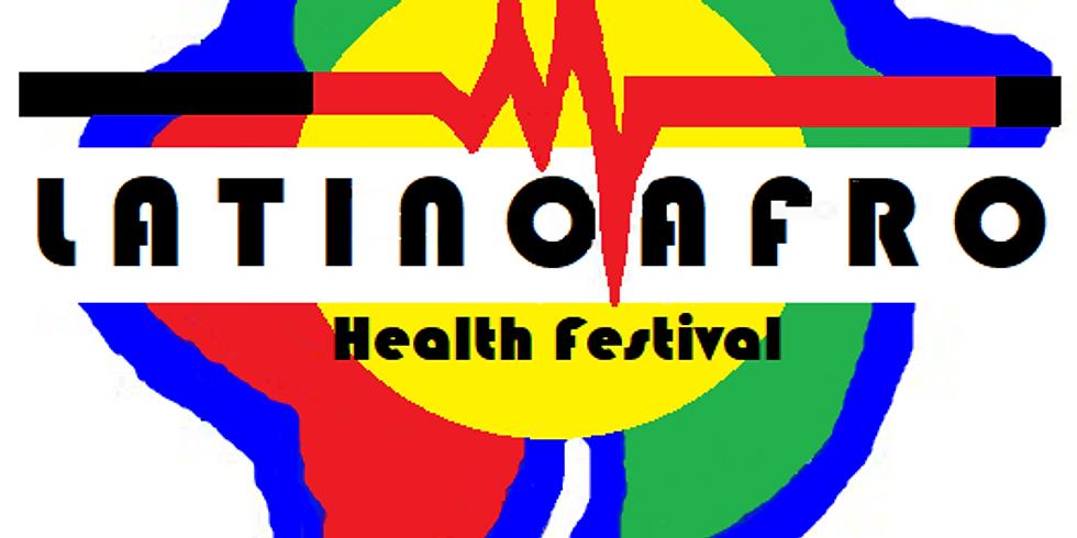 Latino - Afro Health Festival
