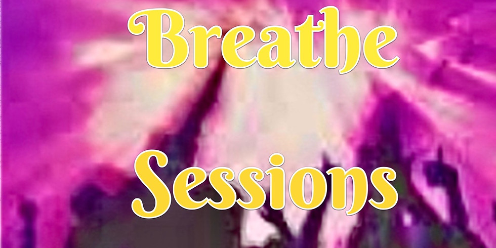 Breathe Sessions Virtual House Music Party