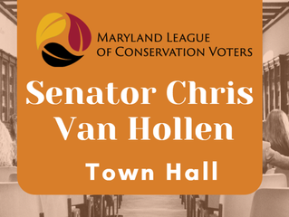 Virtual Town Hall Meeting with Senator Chris Van Hollen