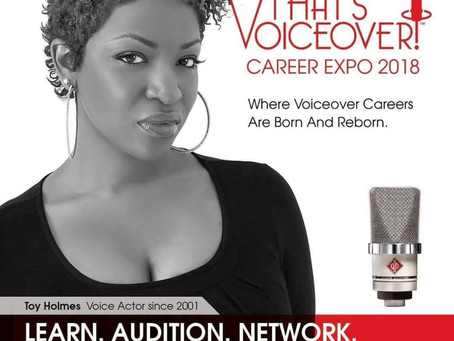 Jump Into A Career in Voice Over