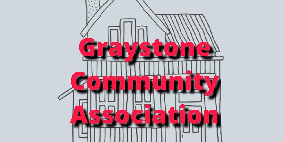 Graystone Community Association Meeting