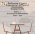 Baltimore County Updated Community Resources- July