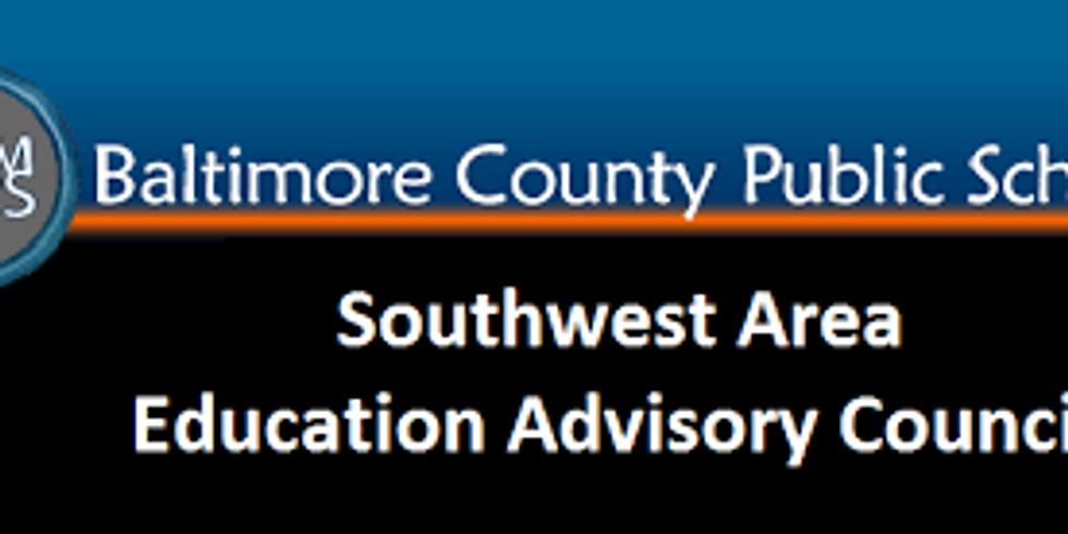 Southwest Area Education Advisory Council Meeting