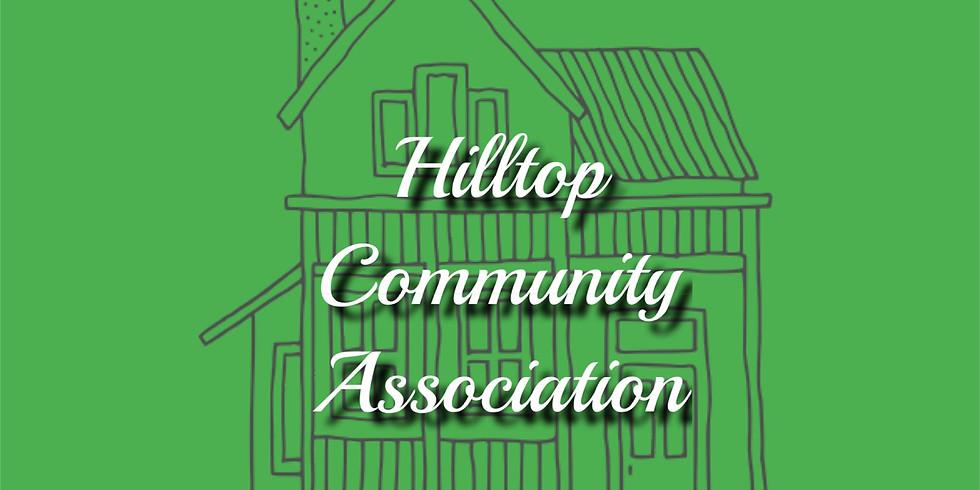 Hilltop Community Association Meeting