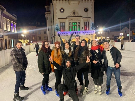 2019   POLAND, Rzeszow   «Youth in Business»   14 - 22 DECEMBER 2019