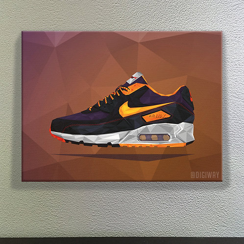 Nike Air Max 90 - BRS Powerwall