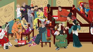 INSPIRATION TEA PARTY / 靈感飲茶派對