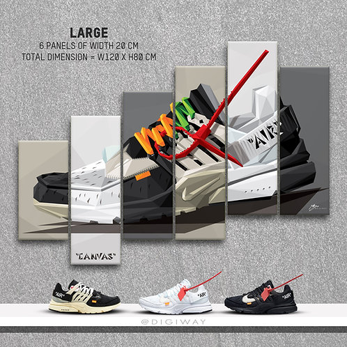 Nike Air Presto x Off-White Collection