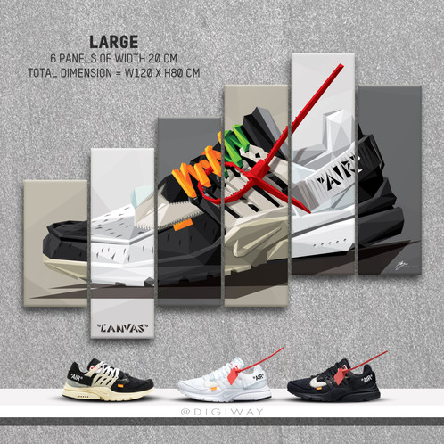 finest selection c3848 8a499 Nike Air Presto x Off White Collection (limited edition)