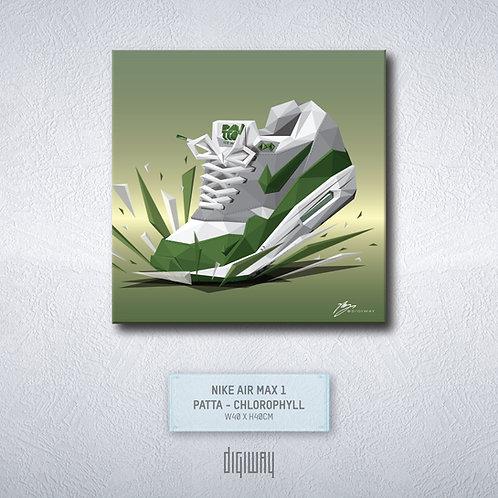 Air Max 1 - Patta - Chlorophyll