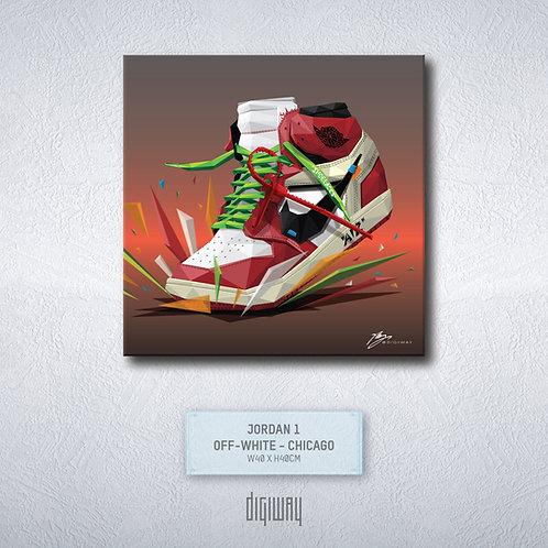 Air Jordan 1 - Off-White