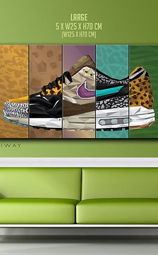 Nike Air Max 1 - Atmos Collection