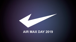 THE DYNASTY OF NIKE AIR / AIR MAX DAY 2019