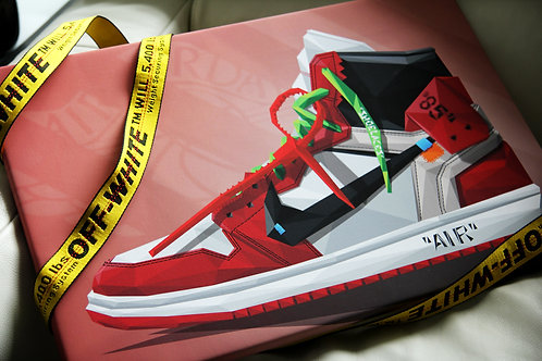 Nike x Off-White - Jordan 1