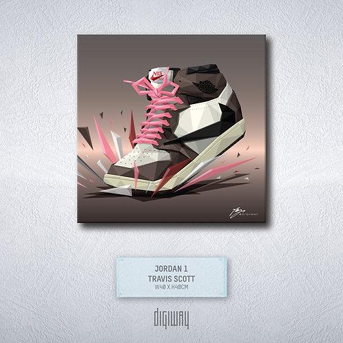Air Jordan 1 - Travis Scott