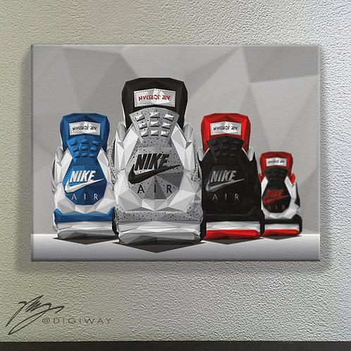 Air Jordan 4 - Retro collection