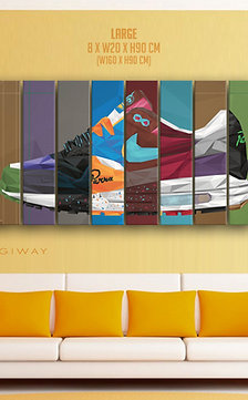 Nike Air Max 1 - Patta & Parra Collection