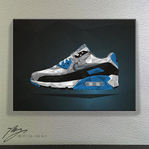 Nike Air Max 90 OG - Laser Blue