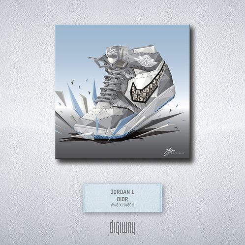 Air Jordan 1 - Dior