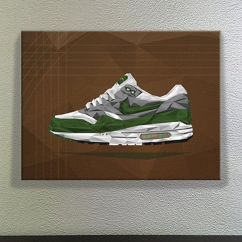 Nike Air Max 1 x Patta - Chlorophyll
