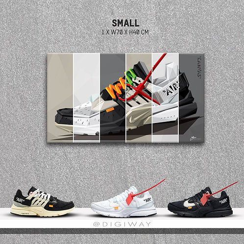 Nike Air Presto x Off White Collection