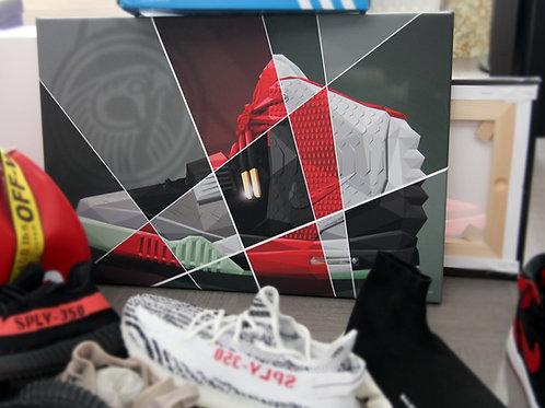 Nike Yeezy 2 - Mesh Mixed Up